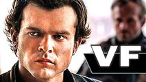SOLO A STAR WARS STORY Bande Annonce VF