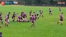Rugby Côte d'Argent : Sanguinet - RC Cubzaguais (7 avril 2018)