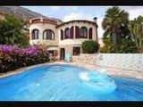 Espagne Top 5 des maisons / villas en Espagne Avril 2018  - Bord de mer et vue paradisiaque - Immobilier