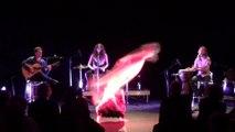 Manton flamenco arabe et duo percussion por siguiriya - Alexandra ARNAUD-BESTIEU | baile
