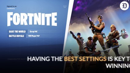 Best Fortnite PC Graphic Settings