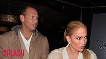 Alex Rodriguez says he is lucky to be dating Jennifer Lopez