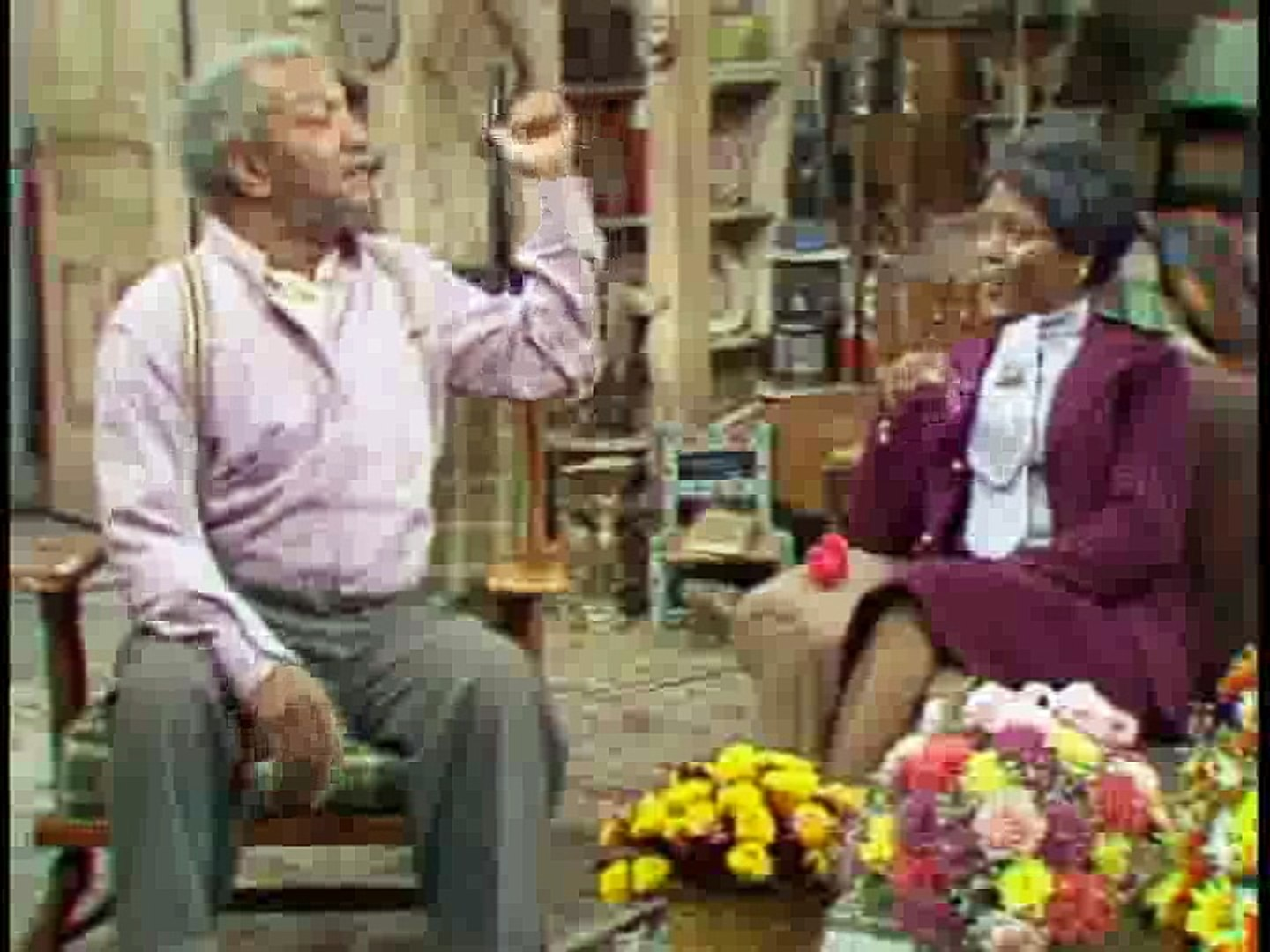 Sanford And Son S02E13 Sanford And Son And Sister Makes Three