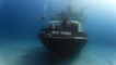 Wreck Diving in the Bahamas with Stuart Cove's