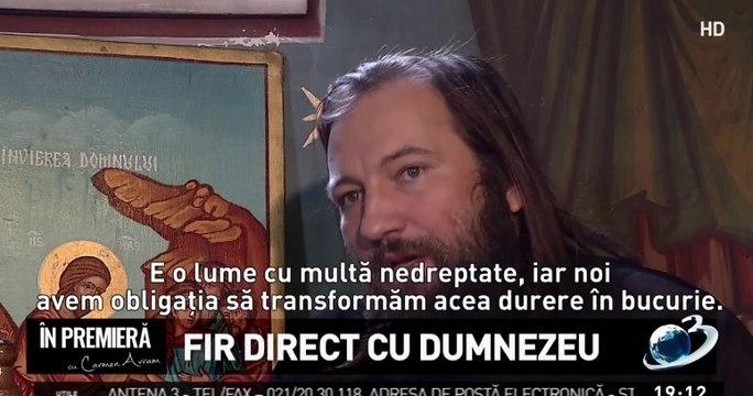 """PARINTELE DAN DAMASCHIN - OMUL MINUNILOR DE LA IAȘI (""""FIR DIRECT CU DUMNEZEU"""")"""