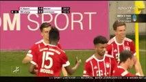 1-0 Bayern München II Goal Germany  Regionalliga Bayern - 09.04.2018 Bayern München II 1-0 Wacker Burghausen