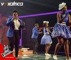 """Equipe Josey """"Happy"""" de Pharell Williams l Les Grands Shows l The Voice Afrique 2018"""