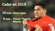32e j. - Lopes, nouvelle star de Monaco