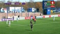 Belarusian Football: Torpedo Minsk vs. Gorodeya 2018 Belarus Vysshaya Liga Season Full Game (7.4.18) [1/2]