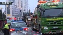 Retiran del lugar del atentado el camión que causó al menos 12 muertos en Berlín