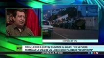 Entrevista con Adán Chávez Frías, político venezolano, gobernador del Estado Barinas