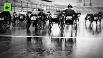 Atletas paralímpicos, un orgullo para Rusia: Finaliza competición internacional en silla de ruedas