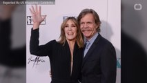 William H. Macy And Felicity Huffman Open Up About Their Marriage