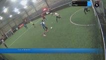 Faute de Mohamed - FLG Vs Le Biggy - 09/04/18 21:00 - Bezons (LeFive) Soccer Park