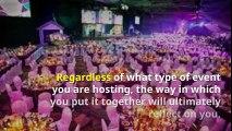 Event Rental Services Dubai