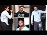 Bollywood Celebs Visit Salman Khan After He Returns From Jodhpur JAIL | Bollywood Buzz