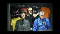 Intervista a Fabio Masi su Radio Stella Azzurra il 3 Gennaio 2018