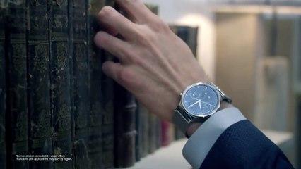 Kurzer Teaser zur HUAWEI Watch