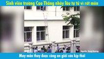 Nhận thông báo rớt môn, nam sinh viên trường Cao Thắng quyết định nhảy lầu tự tử
