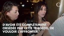"""Charlotte Gainsbourg """"complètement obsédée"""" par la mort de sa soeur Kate Barry"""