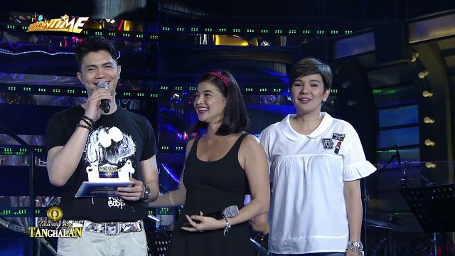 Tawag ng Tanghalan: Arbie Baula still holds the golden microphone