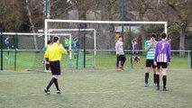 Championnat U15 préligue. LAMBERSART - ROUBAIX SCO : 4 - 3  (2 - 1)
