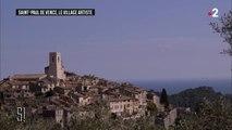 Saint-Paul de Vence : le village artiste - Stupéfiant !