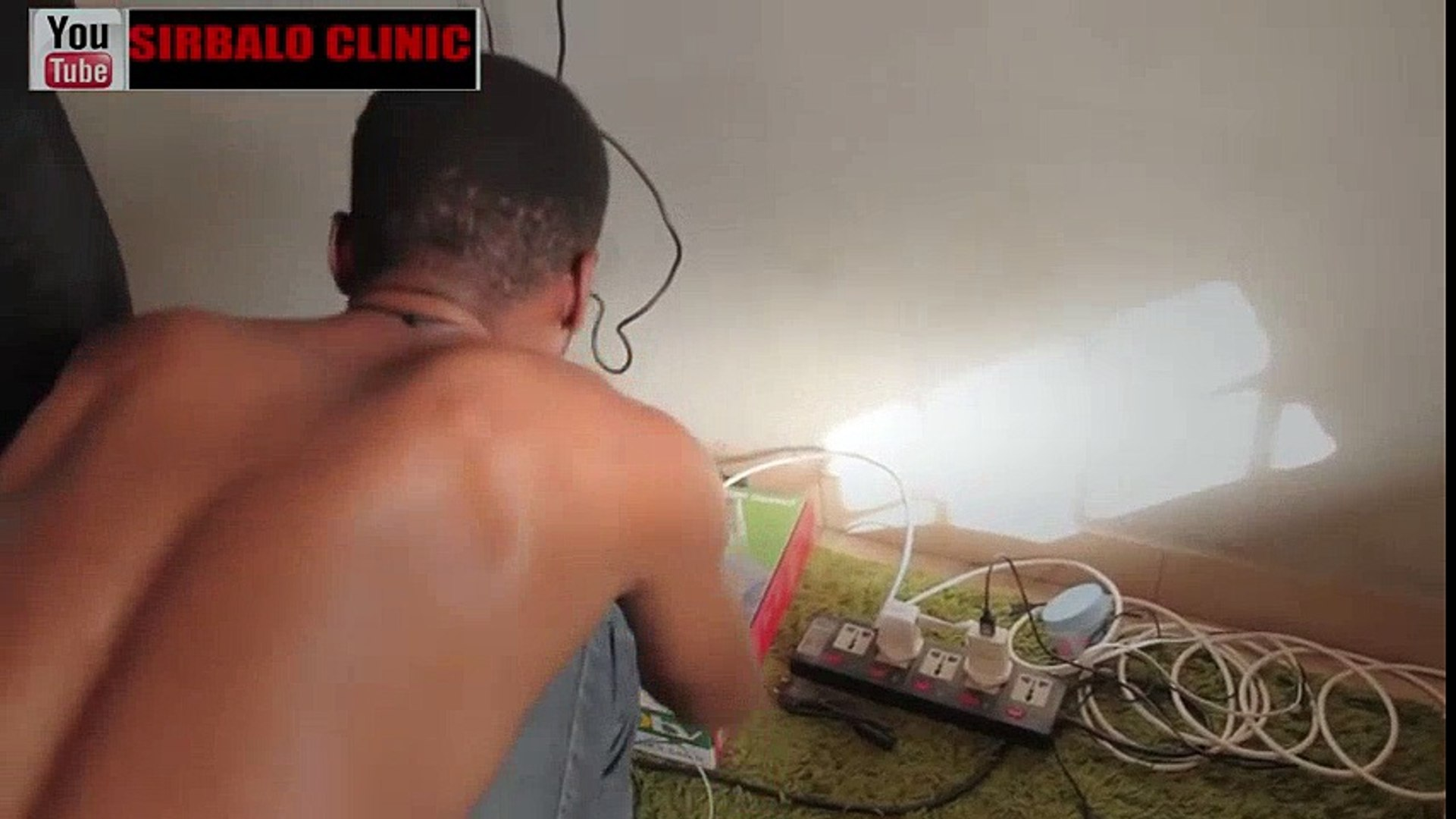 3 WISE MEN (SIRBALO CLINIC) (COMEDY SKIT) (FUNNY VIDEOS) - Latest 2018 Nigerian Comedy| Comedy Skits