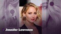 Les actrices préférées des ados