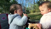 FUNNIEST Twin Babies just never fail to make us laugh - Cutest twin babies ever!!!