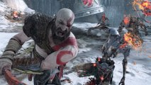 God of War para PS4 - Sistema de progresión