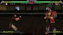 Mortal Kombat Unchained Konquest For the first Time (Part 1) on psp emulator