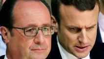 Macron, loi Travail... les premiers extraits du livre de François Hollande