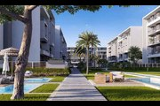 For sale apartment 210 meter with garden in El Patio ORO Compound
