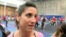 Marjorie Dreux athlète à CrossFit Istres