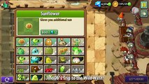 Plants vs Zombies 2 | Modern Day | Unfinished Plants of 11th World in Action !