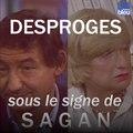Desproges : sous le signe de Sagan