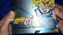 龍珠 GT  VCD Box 01 香港版 千勣  ドラゴンボールGT  Dragon Ball GT