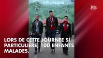 Télé Star à Disneyland Paris en compagnie des talents de The Voice 7