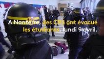 """""""C'est inacceptable"""" : deux témoins racontent l'intervention musclée de la police à Nanterre"""