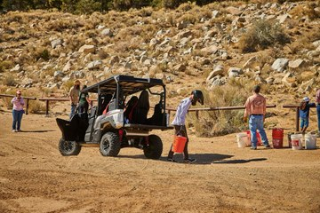Yamaha Restores Public Lands and OHV Areas in San Bernardino National Forest