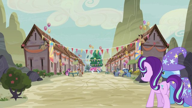 My Little Pony: 06x25 - To Where and Back Again - Part 1