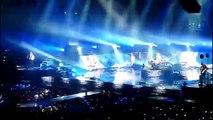 Muse - Interlude + Hysteria, Palacio de los Deportes, Mexico City, Mexico  10/19/2013