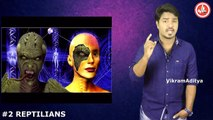 Types of ALIENS | Unknown Facts About ALIENS | ALIENS In Our MYTHOLOGY | VIKRAMADITYA | EP#128