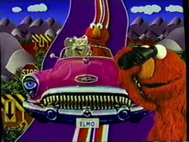 Sesame Street The Best Of Elmo (1994)