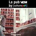 Aujourd'hui c'est la Pub VDM by CulturePub !Ici, Doritos vous informe sur la dangerosité de partager ses Doritos avec biquette...Pour voir les meilleures pub