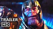 "AVENGERS: INFINITY WAR ""Thanos Snaps Fingers"" Trailer"