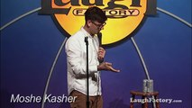 Moshe Kasher - White Jacket (Stand Up Comedy)