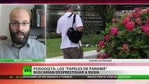 """'Papeles de Panamá': """"Las potencias occidentales buscan desprestigiar a Rusia"""""""