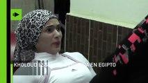 'La dama de hierro', una 'culturista' musulmana